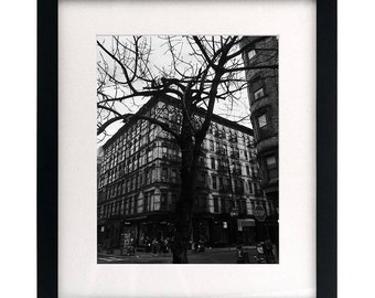 NYC (Framed & Matted)