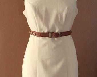 """Dress vintage """"TOP 3 SUISSES"""" 1990"""