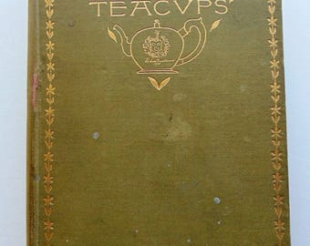 1891 Over The Tea Cups - Oliver Wendell Holmes