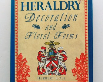Heraldry Decoration And Floral Forms