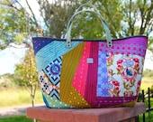 RESERVED LISTING -custom Market Bag