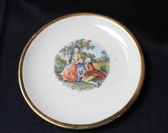 Vintage Royal China Dessert Plate
