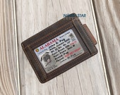 Money Clip, Personalized Money clip, Leather Money Clip, Engraved Money Clip, Mens Personalized, Will you be my groomsman, Gifts for Him