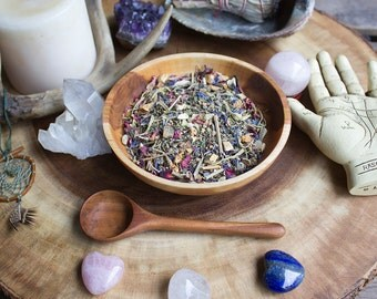 Ostara Sabbat Loose Incense - 10 dram -  Eostre, Easter, Spring Equinox, Fertility, Eggs, Abundance