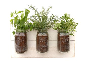 Indoor wall planter | Etsy
