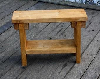 Grannies shoe bench wooden bench seat planks Bank Garden Bench bench flower Bank fireplace Bank cottage vintage pine
