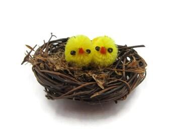 Bird Nest, Bird Nest Decoration, Grapevine Bird Nest, Easter Nest, Easter Chick, Our Nest, New Home, Housewarming Hostess Gift