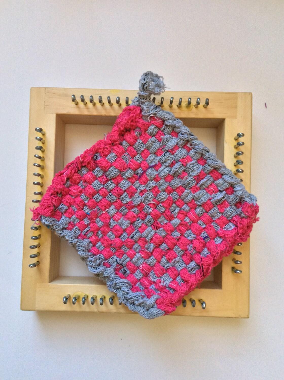 Weaving Loops Craft Ideas