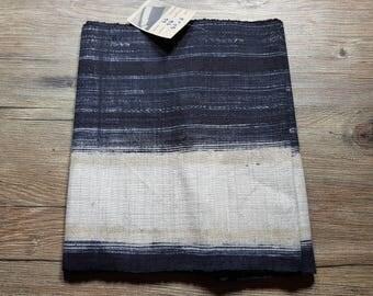 Vintage Hmong batik fabric from Hmong skirt #VB0055