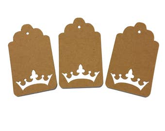 Crown 1 Gift Tags