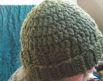 Wool Men's hat