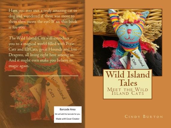 Libro uno  los cuentos de la isla salvaje por WildIslandCats