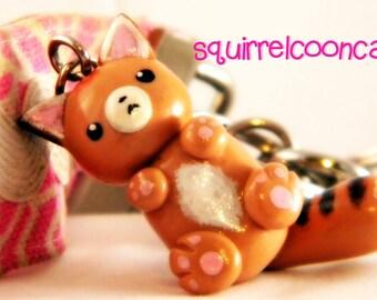 Cute Furry Animal Charm/Keychain