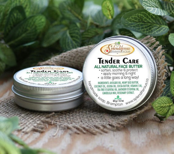 Tender Care All Natural Face Butter