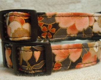 Extra Small Dog Collar / Pretty Dog Collar / Stylish Dog Collar / Japanese Dog Collar / Silky Dog Collar / Little Dog Collar