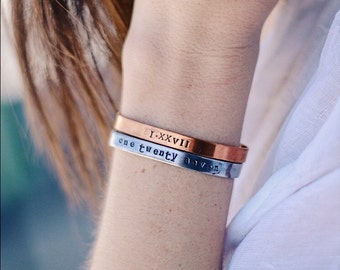 James 1:27 Adoption Cuff Bracelet