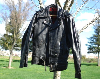 ULTRA RARE  1949-1950 INDIAN motorcycle jacket omg!!! hold for( patandmike)