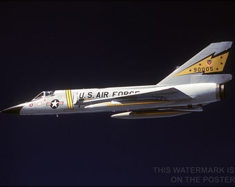 16x24 Poster; F-106 Delta Dart  P1