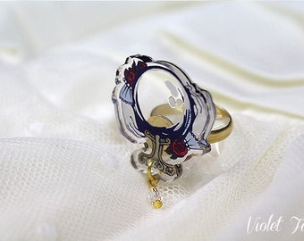 """Ring Collection ~ """"See it on the Mystical Ball"""""""