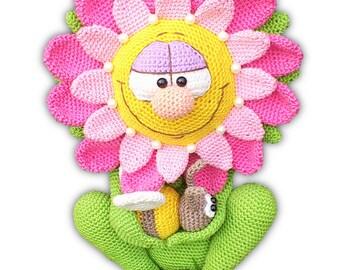flower - a crochet pattern by mala designs