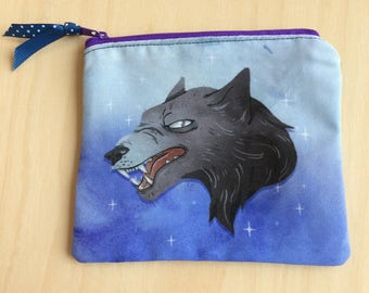 Lone Wolf pouch