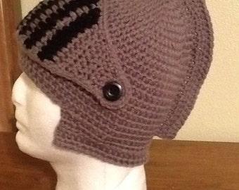 Crochet Helmet Hat