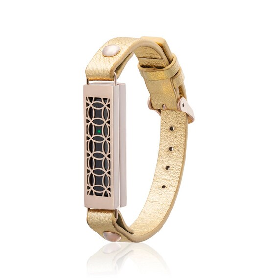Bracelet HYDE 2 made for Fitbit Flex 2 - Rose Gold