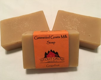 Gatewood Goats Milk Soap