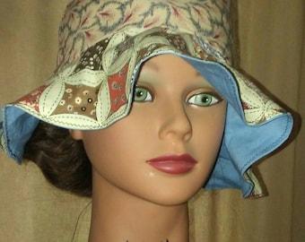 Handmade Summer Sun Hat