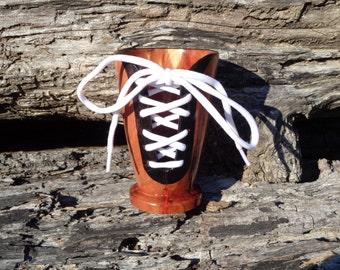Cedar Shoestring Vase #W0484