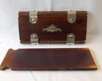 Vintage Tie Press, Watt's patent made in Sheffield, England.