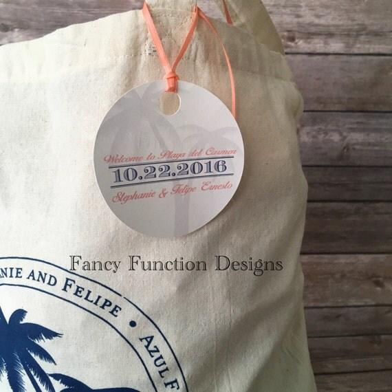 Destination Wedding Gift Tags : ... bag tags; Wedding Gift Tags; Destination Wedding Tags; Favor Tags