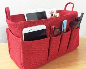 Makeup organizers etsy - Organizer purses and handbags ...