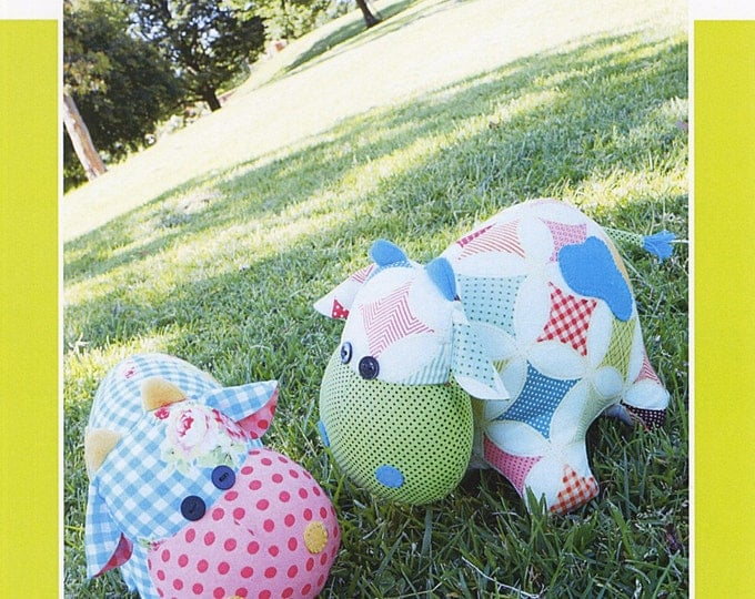 Moo Moo by Melly & Me Paper Pattern