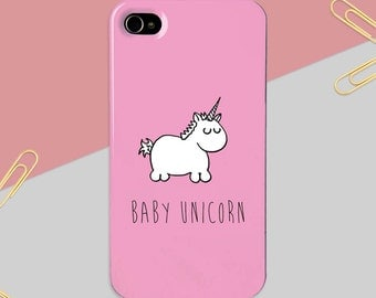 Baby Unicorn Phone Case