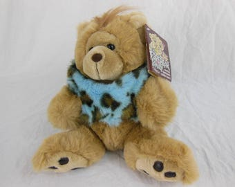 """The Westcliff Collection The Forebear Family, 10"""" Cave Bear Plush - New With Tags"""
