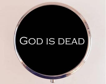 """nietzsche god is dead essays Nietzsche god is dead essay - 764 words thinkers of the death of god theology of the american 1960s such as thomas altizer insisted that """"we must recognize that."""