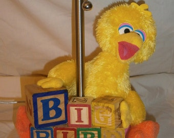 Big Bird Sesame Street Lamp Base