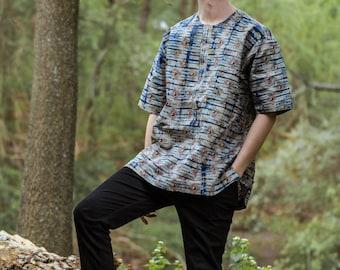 DamiV. ADEBIYI Tunic Shirt