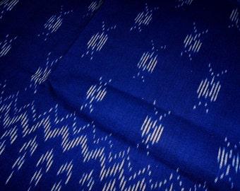 Hand Woven, Thailand Hmong, Indigo Textile