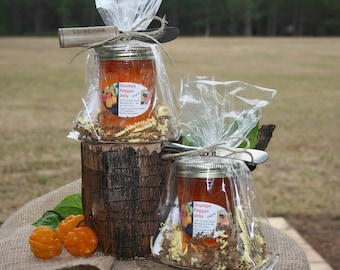 Pepper jelly gift pack.gifts. Hostess gift . Scotch bonnet pepper jelly.Unusual gift. Gourmet gift