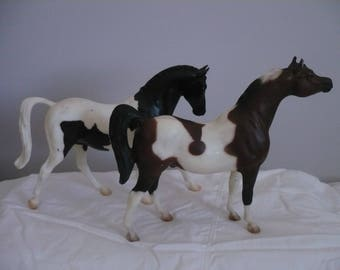 Spotted Breyer Horse