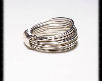 Coiled Wire Ring
