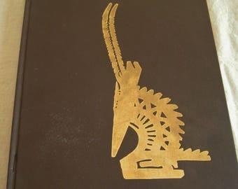 Vintage African Mythology Book by Geoffrey Parrinder 1967