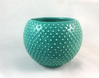 Textured Ceramic Pot