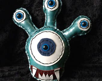 Leather Beholder Stuffed Toy