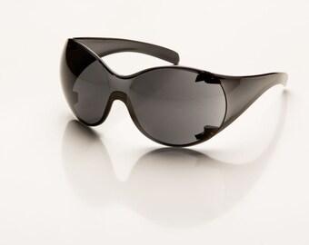 "Genuine Fly Sunglasses | 60s Fly Shades style, model ""Spartan 1968"" | U2s Bono fly Sunglasses"