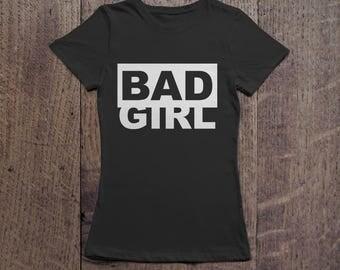 BAD GIRL Women's Rebel T-Shirt