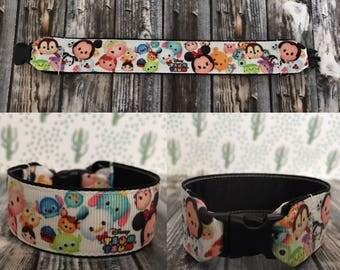 Tsum tsum kids i.d bracelet, info bracelet, personalize, tsum tsum, bracelet