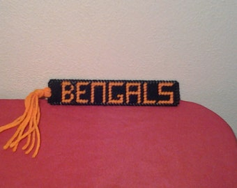 Cincinnati Bengals Bookmark